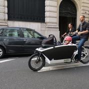 Le vélo-cargo à la conquête des villes