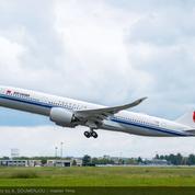 Les débuts de l'A350 en Chine, nouvelle étape dans la politique de conquête d'Airbus