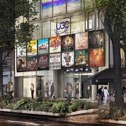 Découvrez le nouveau cinéma UGC qui sort de terre à Paris