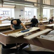 Steinway: le savoir-faire unique du fabricant de pianos convoité par les Chinois