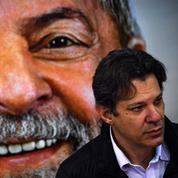 Fernando Haddad, joker de Lula à l'élection présidentielle brésilienne