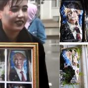 La justice russe ordonne la destruction d'une œuvre d'art moquant Poutine