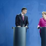Crise migratoire: Angela Merkel et Pedro Sanchez cherchent des solutions