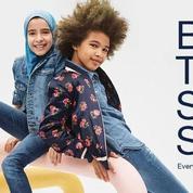 Une fillette voilée dans une publicité : Gap suscite la polémique