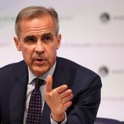 Le Brexit pèse sur la croissance du Royaume-Uni