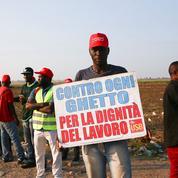 Italie : le calvaire des migrants exploités dans les campagnes