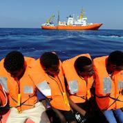 La France accueillera 60 migrants après l'accueil de l'Aquarius à Malte