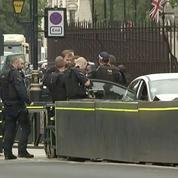 Attaque de Londres: une voiture fonce et blesse trois piétons, le conducteur arrêté