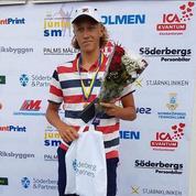 Le fils de Bjorn Börg champion de Suède des moins de 16 ans