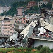 Viaduc de Gênes: le résultat de plus d'un demi-siècle d'incurie