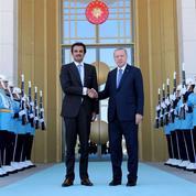 Erdogan se cherche de nouveaux alliés