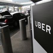Uber perd 891millions en trois mois