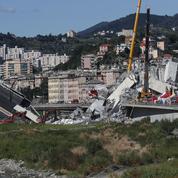 Après la catastrophe de Gênes, des appels à relancer l'écotaxe en France
