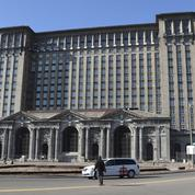 Detroit, une ville sinistrée qui renaît de ses ruines