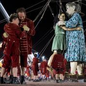 Les Géants de Royal de Luxe en balade aux Pays-Bas et en Angleterre