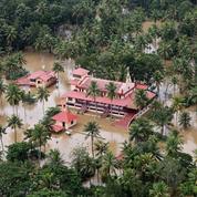 Inde: les inondations font plusieurs centaines de morts au Kerala