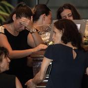 À Gênes, la colère à l'heure des funérailles nationales