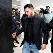 Le frère de Lionel Messi condamné pour port d'arme illégal