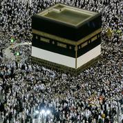 Arabie Saoudite : le pèlerinage de La Mecque débute pour deux millions de musulmans