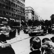 21 août 1968 : les chars du pacte de Varsovie envahissent la Tchécoslovaquie