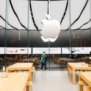 Apple supprime 25.000 applications de paris en ligne en Chine