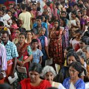 Inde : plus d'un million de réfugiés à cause de la mousson
