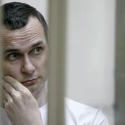 Oleg Sentsov, opposant à Vladimir Poutine, en grève de la faim depuis 100 jours