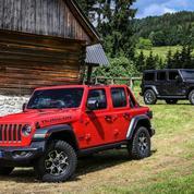 Jeep Wrangler, esprit es-tu là ?