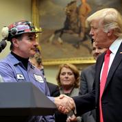 Trump ressuscite le charbon aux États-Unis