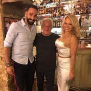 La folle déclaration d'amour de Pamela Anderson à Adil Rami sur Instagram