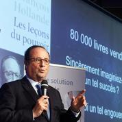 «Hollande 2022» : seuls 17% des Français espèrent sa candidature