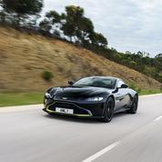 Aston Martin Vantage, une étoile anglaise