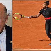 Le président de la FFT «n'acceptera plus» la combinaison de Serena Williams à Roland-Garros
