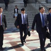 Guerre commerciale: Pékin répondra «avec détermination» à Washington