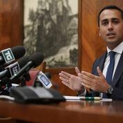 Migrants : Di Maio s'aligne sur l'intransigeance de Salvini face à l'UE