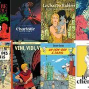 Les dix bandes dessinées incontournables qui font cette rentrée