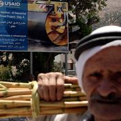 Donald Trump réduit l'aide aux Palestiniens