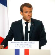 Europe : Macron veut mener le combat contre les «nationalismes»