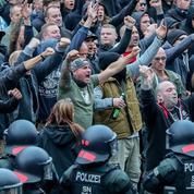 Allemagne: la haine antimigrants monte à Chemnitz