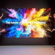 Des écrans plus grands, des objets dotés d'intelligence artificielle: le futur est à nos portes