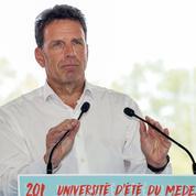 Au Medef, les chefs d'entreprise exhortent Macron à prendre des réformes plus radicales