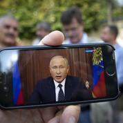Poutine corrige sa très contestée réforme des retraites