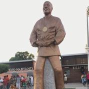 Une statue de Teddy Riner inaugurée en Guadeloupe