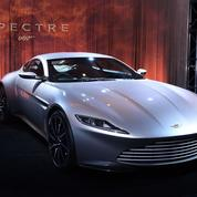 Aston Martin, la voiture de James Bond, en route pour la Bourse