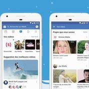 Facebook lance sa plateforme de vidéos «Watch» en France