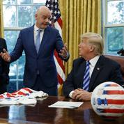 Donald Trump propose au président de la FIFA de rebaptiser le football «soccer»