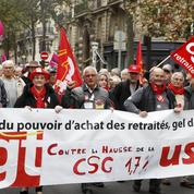 Droite et gauche dénoncent le sort réservé aux retraités