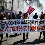 Journée de mobilisation le 9 octobre contre la politique sociale du gouvernement