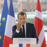 «Gaulois réfractaires» : face aux critiques, Macron plaide un «trait d'humour»