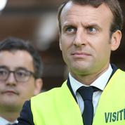 Prélèvement à la source : Macron désavoue Darmanin